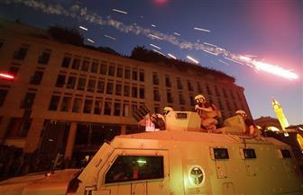 الجيش اللبناني يدفع بتعزيزات كبيرة بعد احتدام المواجهات بين الأمن والمتظاهرين
