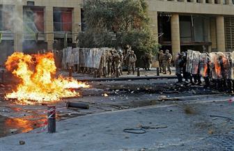 """""""الصليب الأحمر اللبناني"""": 238 جريحا في تظاهرات بيروت بينهم 63 نقلوا إلى المستشفيات"""