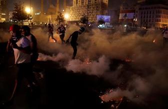 متظاهرون يقتحمون مقر وزارة الطاقة في بيروت