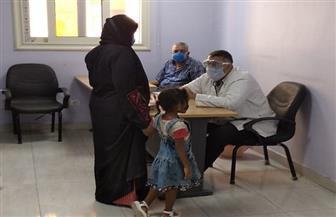 بدء العمل بالعيادات الخارجية بمستشفى الأقصر العام بعد انتهاء عمله كعزل لكورونا | صور