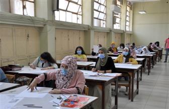 عبد الغفار: أداء اختبارات القدرات بالجامعات يسير بشكل منتظم وبلا شكاوى |صور