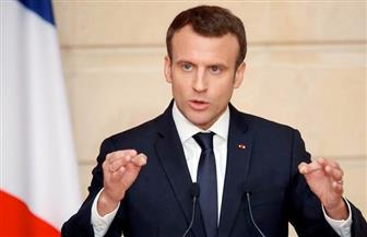 ماكرون يحذّر من حرب أهلية في لبنان