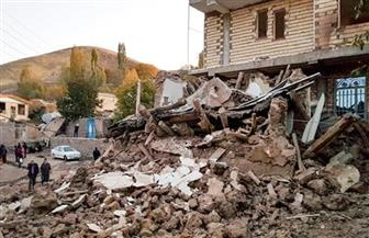 زلزال شدته 5.1 درجة يضرب غرب إيران