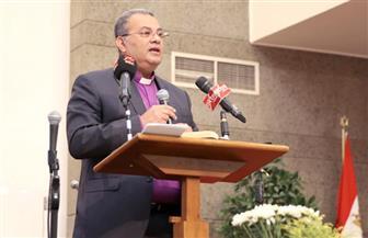 رئيس الإنجيلية يلقي ثاني عظاته «بعد العودة» بالإسكندرية
