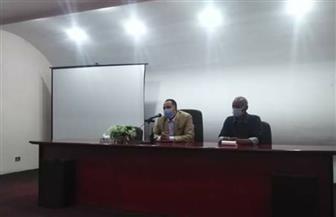 رئيس مدينة القصير يناقش الاستعدادات النهائية لإجراء انتخابات مجلس الشيوخ   صور