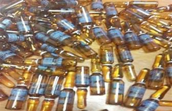 ضبط أكثر من 10.7 مليون عبوة وأمبول أدوية متنوعة مهربة جمركيا