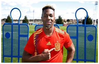 تقارير: استبعاد آداما تراوري من قائمة إسبانيا بعد إصابته بكورونا