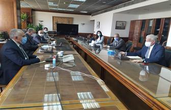 مليار جنيه استثمارات المرحلة الثالثة لمشروعات الري لحماية جنوب سيناء من أخطار السيول  صور