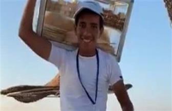 «بائع الفريسكا» يوجه رسالة إلى الشباب عبر «أحلى أكلة»   فيديو