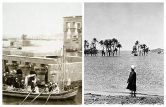 ننشر قصة فيضان 1946م وجسور النيل الذي تداولت وكالات الأنباء العالمية قوته | صور