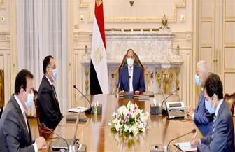 الرئيس السيسي يوجه بالإسراع في تطبيق مشروع التحديث الشامل لنظام التعليم الجديد