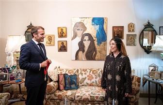 السنيورة: فيروز «جامعة اللبنانيين» .. وزيارة ماكرون لها تقدير لقيمتها الكبيرة   فيديو