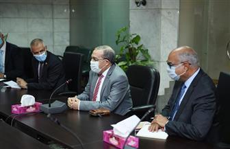 وزير الإنتاج الحربي: نعمل علي مواكبة أحدث تكنولوجيات التصنيع الرقمية
