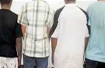 القبض على عصابة سرقة متعلقات المواطنين بالإكراه بالمطرية