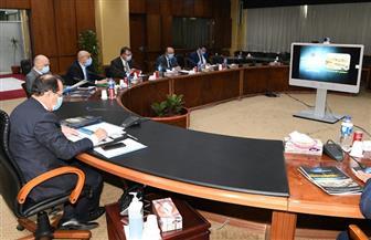 رئيس أنابيب البترول: نقل 27.5 مليون طن خام ومتكثفات بزيادة 17 % على العام السابق