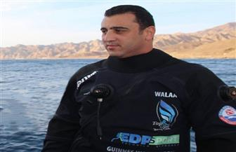 رئيس الاتحاد المصري للغوص والإنقاذ: السلام والتنمية رسالة شباب مصر للعالم