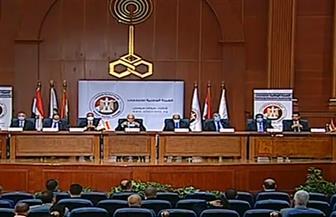 """بث مباشر.. مؤتمر """"الوطنية للانتخابات"""" لإعلان الجدول الزمني لانتخاب مجلس النواب الجديد"""