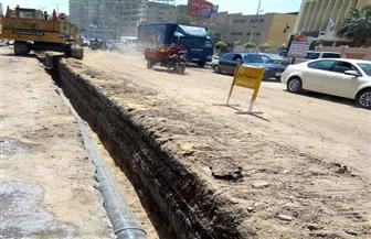 غدا.. قطع المياه عن مدينة سوهاج لإجراء أعمال صيانة