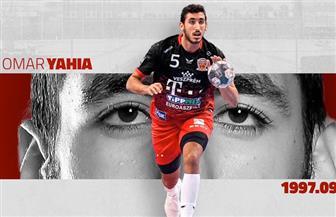 يحيى خالد يتصدر قائمة هدافي فريقه فيزبريم المجري لكرة اليد