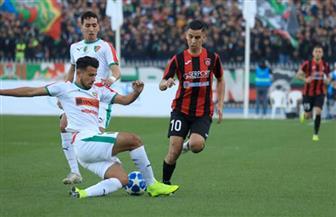 عودة منافسات الدوري الجزائري  بدون جمهور
