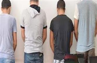 ضبط عصابة سرقة السيارات في دمياط
