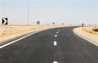 """إعادة فتح طريق """"رأس غارب - الشيخ فضل"""" أمام حركة المرور"""