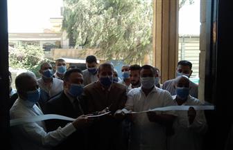 يسع لـ2000 مصل.. افتتاح مسجد عثمان بن عفان بسيدي نصر في كفرالشيخ  | صور