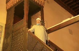 خطيب الجامع الأزهر: ما حل بنا من بلاء هو اختبار من الله للإنسانية جمعاء| صور