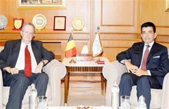 بحث آفاق التعاون بين الإيسيسكو وبلجيكا | صور