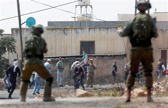 """إصابة 4 فلسطينيين جراء قمع قوات الاحتلال الإسرائيلي مسيرة """"كفر قدوم"""" السلمية"""
