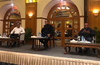 وزير السياحة والآثار يعقد اجتماعا موسعا مع المستثمرين وممثلي السياحة الثقافية ومديري الفنادق في الأقصر | صور
