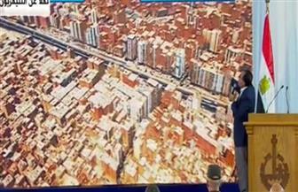 رئيس الوزراء: البناء غير المخطط يمثل 50% من الكتلة السكنية بمصر