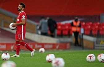 """محمد صلاح يعلق على تسجيله """"هاتريك"""" في مرمى ليدز"""
