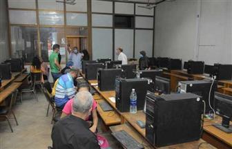 جامعة القاهرة تستقبل راغبي التحويلات بتنسيق الجامعات|صور