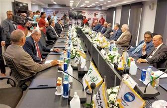 """""""أبو شقة"""": القائمة الوطنية الموحدة تؤكد أن القوى السياسية والحزبية على قلب رجل واحد"""