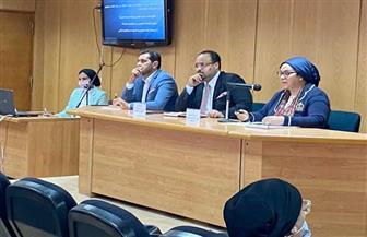 مها إبراهيم تجتمع بمديري مراكز الأورام لتحسين الخدمة الطبية المقدمة للمرضى