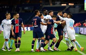 هدف «توفين» يمنح مرسيليا فوزا نادرا في ملعب باريس سان جيرمان
