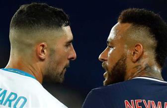 رابطة الدوري الفرنسي لكرة القدم تستبعد معاقبة نيمار بسبب مباراة مارسيليا