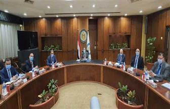 وزير البترول يطالب باستكمال تنفيذ المنظومة الذكية لمراقبة أرصدة البنزين والسولار