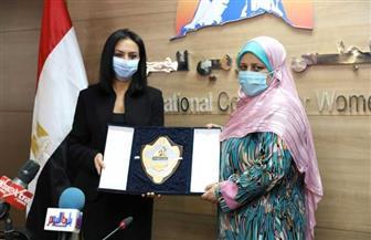 مايا مرسي عن زوج سيدة القطار: رجل محترم أصيل فخور بزوجته