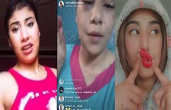 """تأجيل محاكمة متهمين اثنين بالتشهير بفتاة """"التيك توك"""" منة عبدالعزيز"""