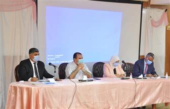 جامعة كفر الشيخ تنظم ورشة عمل بعنوان «المحاسبة المالية المبدئية» | صور