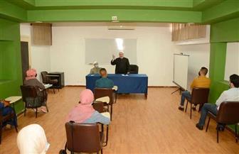 ورشة عمل بمنظمة خريجي الأزهر لطلاب ليبيا تؤكد على حرمة الاعتداء على الأنفس المعصومة