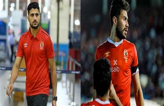 إصابة ياسر إبراهيم وعلي لطفي بفيروس كورونا
