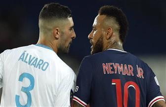 """بطولة فرنسا: نيمار تصرف كـ""""الأحمق"""" لكن """"كفى"""" عنصرية"""