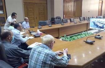 شمال سيناء تراجع خطة الطوارئ استعدادا لموسم الأمطار والسيول   صور