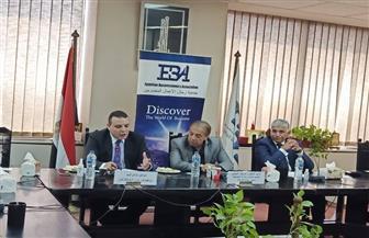 «رجال الأعمال المصريين» تبحث مع «التمثيل التجاري» الوصول بالصادرات إلى إفريقيا لـ 30 مليار دولار | صور