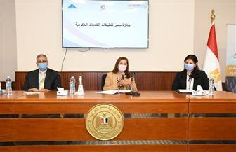خالد مصطفى: التطبيقات الفائزة بجائزة مصر للتميز الحكومي سيتم تنفيذها بالتعاون مع الوزارات