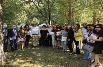 زيارة تنشيطية لوزير السياحة والآثار بأرمينيا قبل مشاركته في الدورة ١١٢ لمجلس منظمة السياحة العالمية | صور