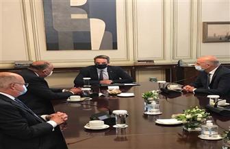 تفاصيل لقاء شكري برئيس وزراء اليونان خلال زيارته لأثينا